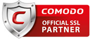 Comodo Sercure Website. This website is secured with Comodo Positive SSL Certificate tecjnology. All information is secured.